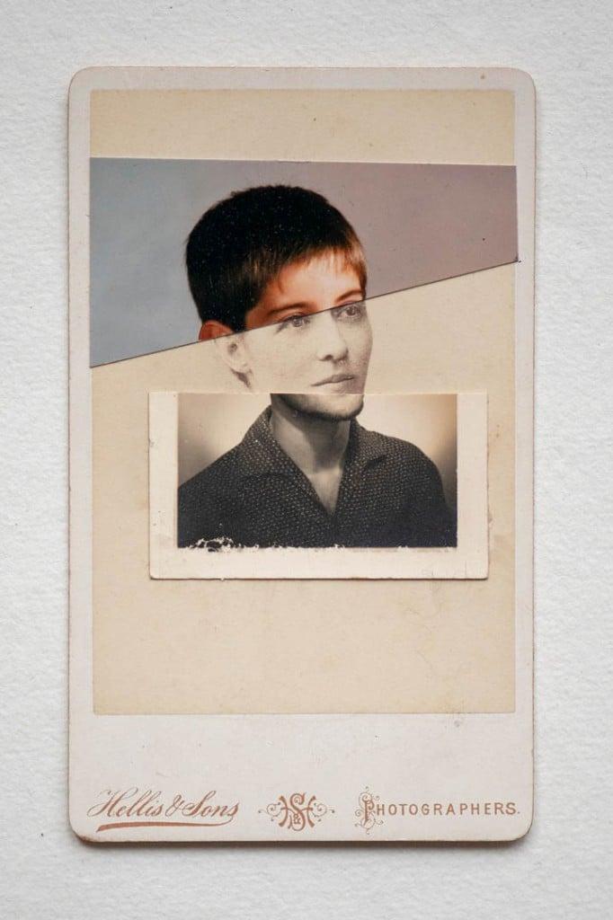 Bonnita Postma از هلند. از مجموعهی «Me, Myself and I»، از فینالیستهای مسابقه عکاسی پرتره لنزکالچر 2020