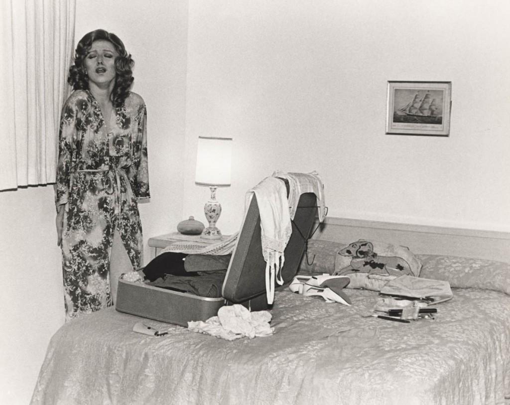 سیندی شرمن. بدون عنوان، شماره 12، 1978. از مجموعه «برشهای فیلم بدون عنوان»