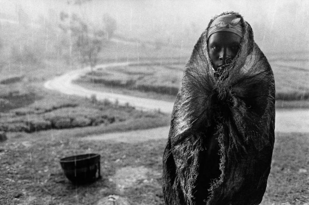 سباستیائو سالگادو. چایچین، روآندا، 1991