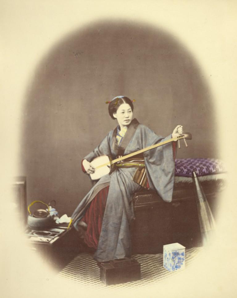 سفر به شرق آسیا؛ زنان ژاپنی در نیمه دوم قرن نوزدهم