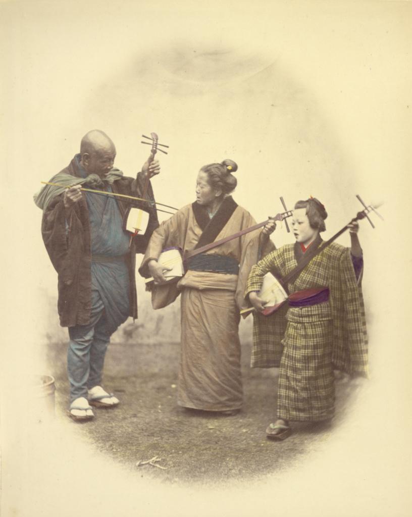 نوازندههای خیابانی