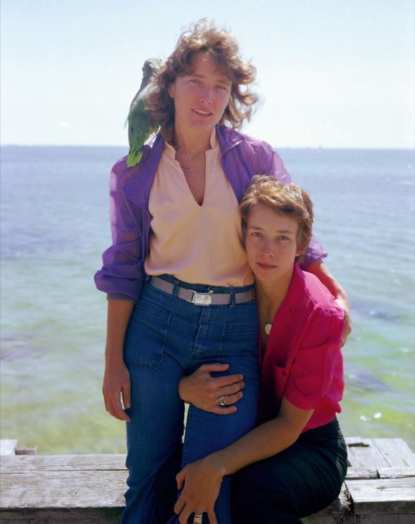 جوئل مایرویتس. گبرییل و سم، پراوینستاون، 1981
