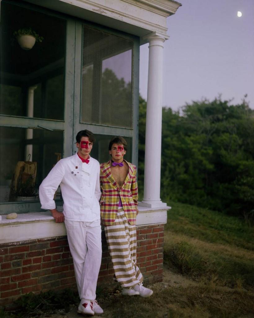 جوئل مایرویتس. ایتن و تام، پراوینستاون، 1984