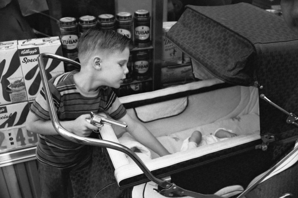 جوئل مایرویتس. نیویورکسیتی، 1963
