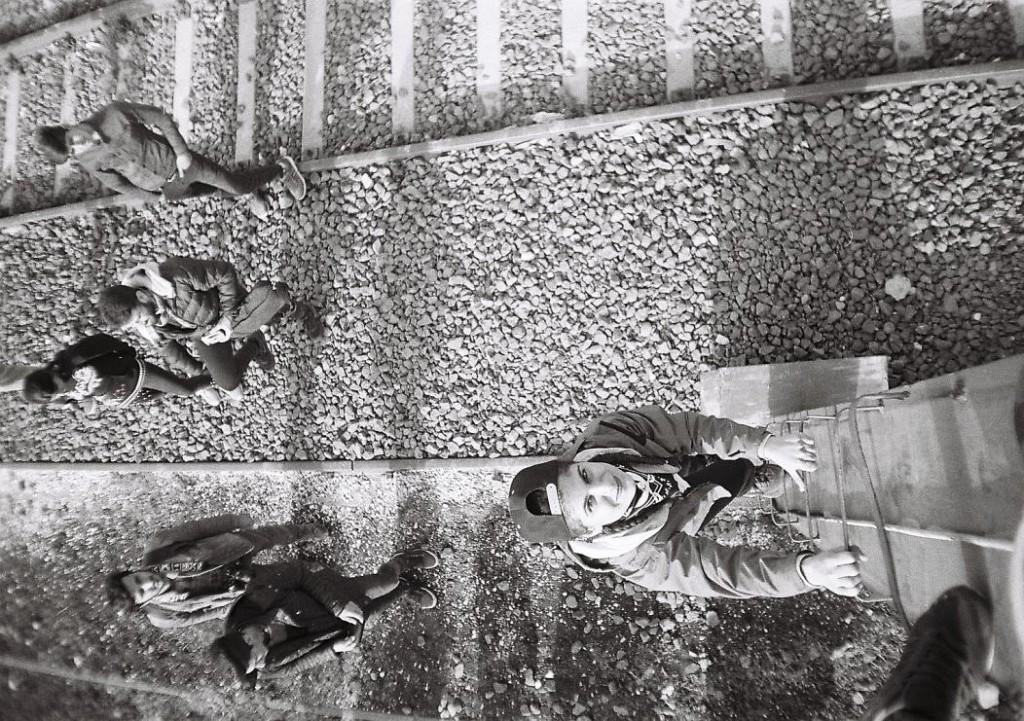سوتان (13 ساله) از ماردین، ترکیه، عکسی از دوستش گرفته است.