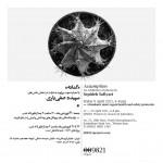 نمایش عکسهای سپیده صفییاری در گالری پروژههای ۰۰۹۸۲۱