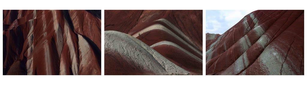 مهرداد فتحی. از مجموعه «آلاداغلار (کوههای رنگی)»، از آثار منتخب (shortlist) دسته منظره، بخش حرفهای مسابقه عکاسی سونی 2021