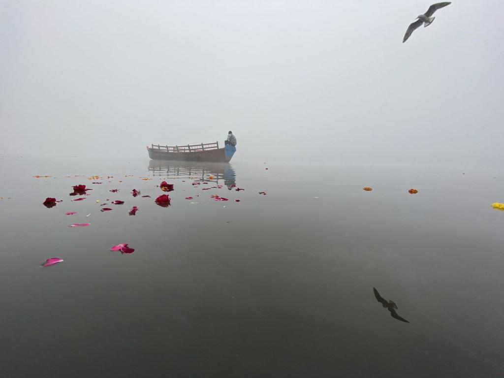 Ankit Sharma. «آرامش»، 2020، از فینالیستهای دستهی «سفر» مسابقه عکاسی مجله اسمیتسونین 2020