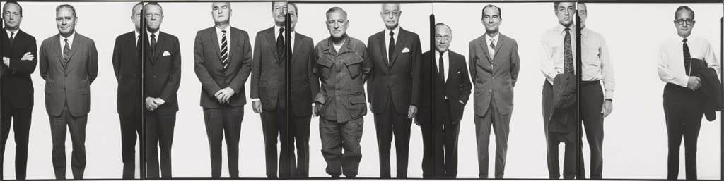 ریچارد اودان. «انجمن مأموریت» (موافقان جنگ ویتنام)، 27 آوریل 1971