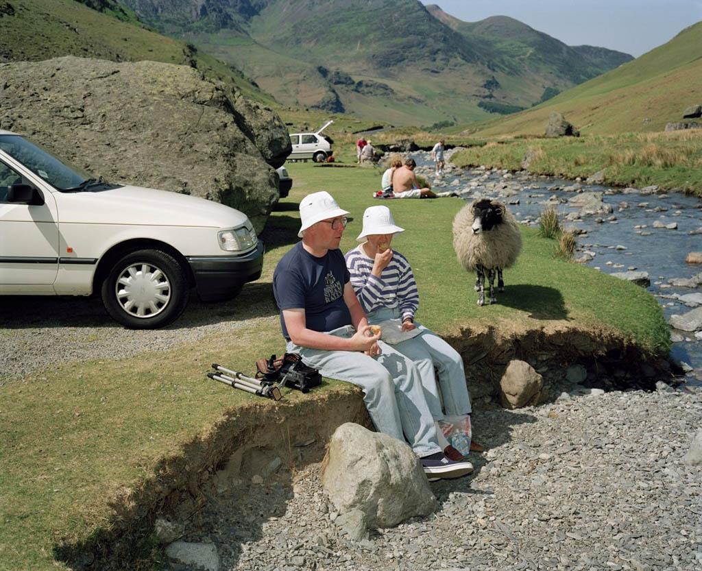 مارتین پار. دریاچه دیستریکت، هانیستر پَس، 1994