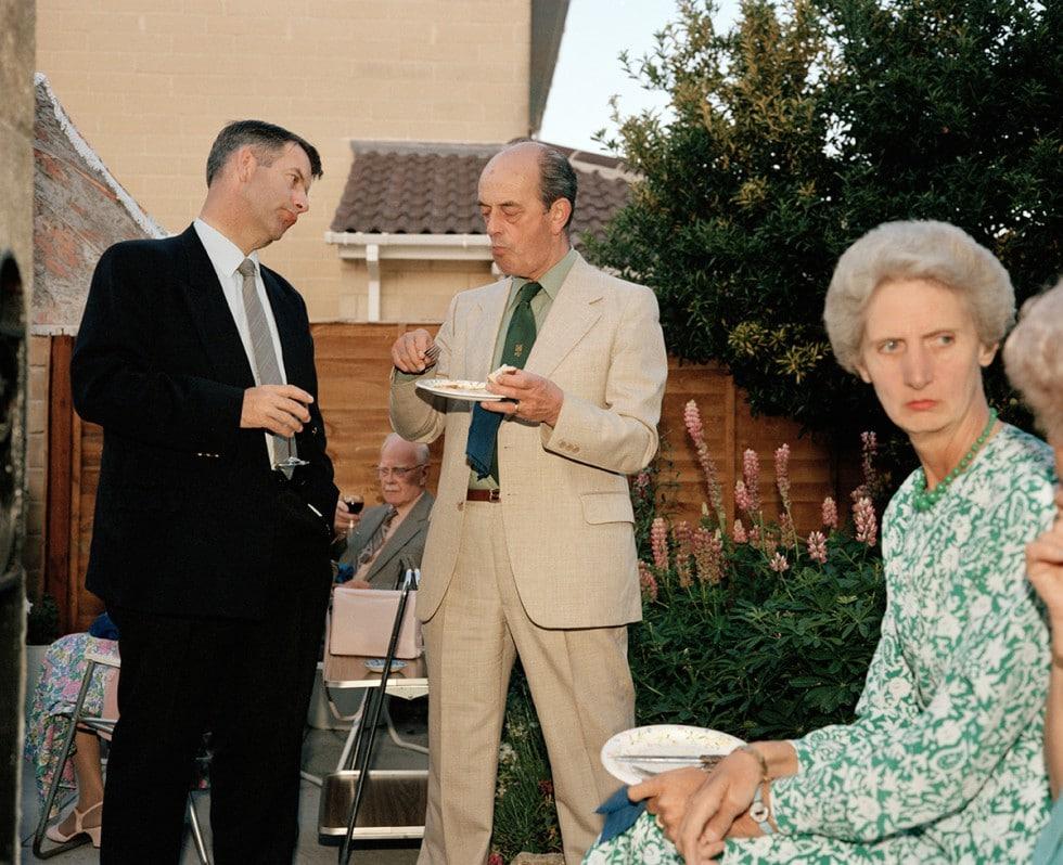 مارتین پار. ضیافت mid summer madness حزب محافظهکار، انگلستان، از مجموعه The Cost of Living، 1986 – 1989