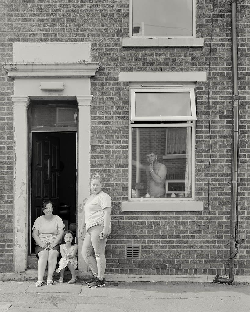 Craig Easton از بریتانیا. از مجموعه Bank Top، مقام اول بخش حرفهای (مجموعهعکس) مسابقه عکاسی سونی ۲۰۲۱