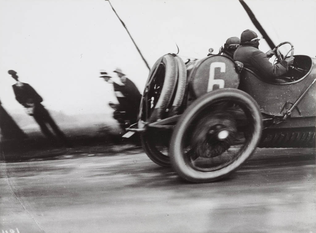 ژاک آنری لارتیگ. «جایزه بزرگ باشگاه اتومبیل فرانسه»، 1912