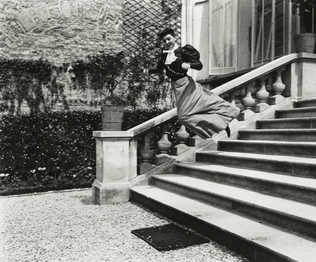 ژاک آنری لارتیگ. «بیشوناد، از بستگانم، پاریس»، 1905