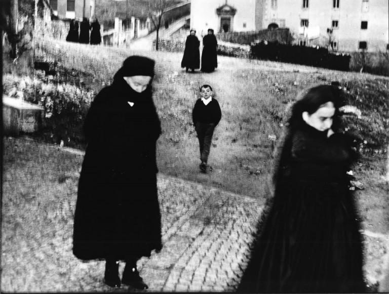 ماریو جاکوملی. «پسربچه اهل اسکانو»، 1957 – 1959
