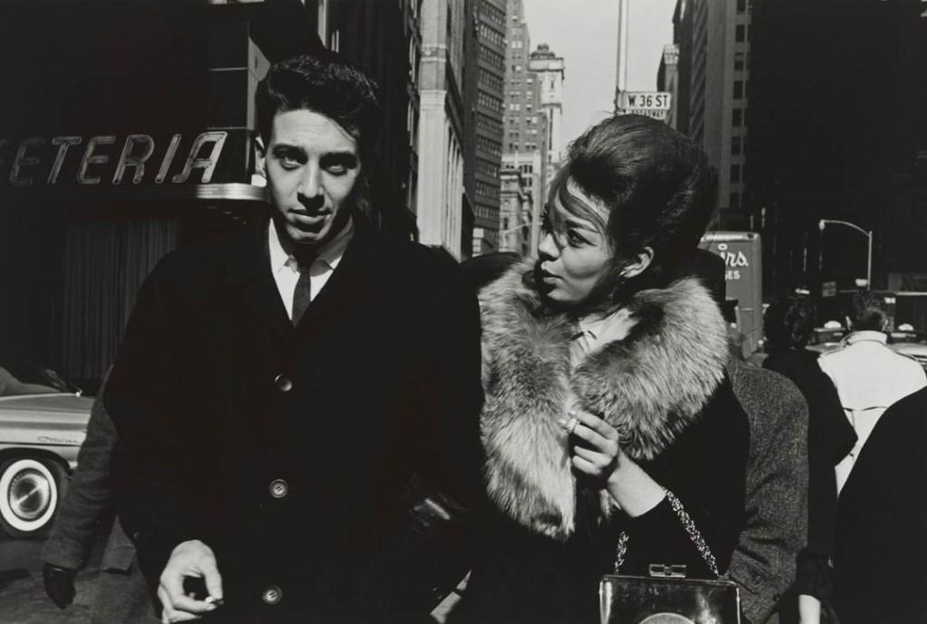 لی فریدلندر. «نیویورکسیتی»، 1962