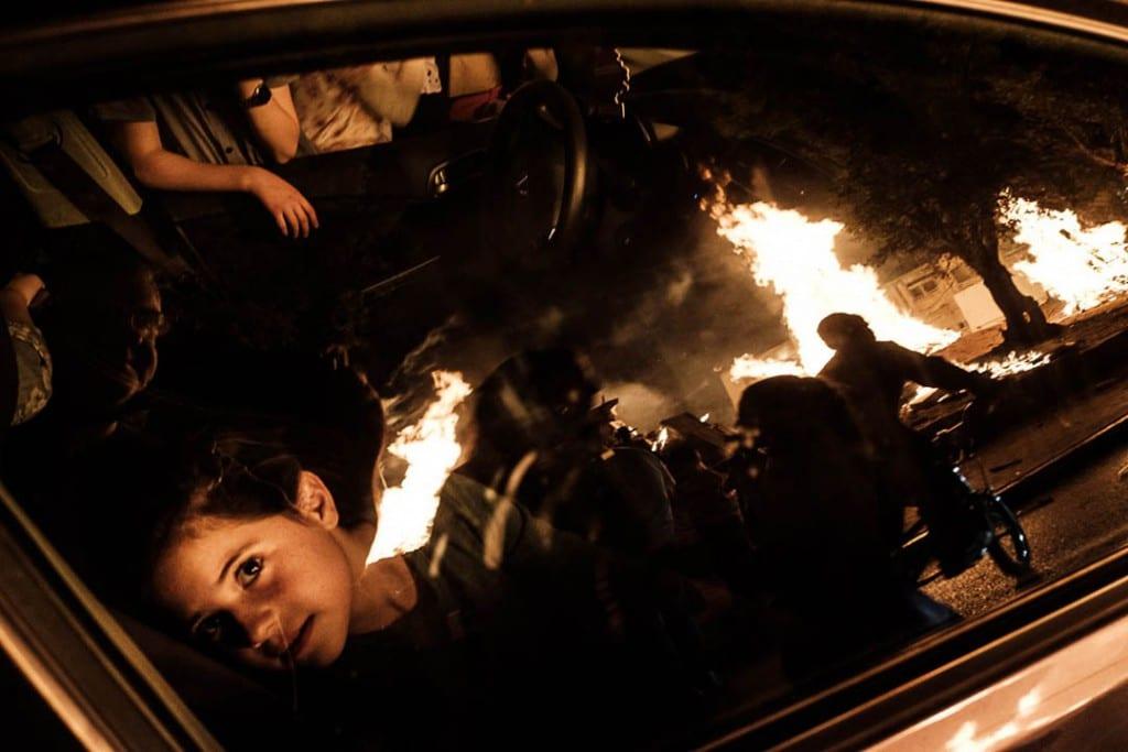 Gabi Ben Avraham. «بدون عنوان»، رتبه اول بخش تکعکس مسابقه عکاسی خیابانی لنزکالچر 2020
