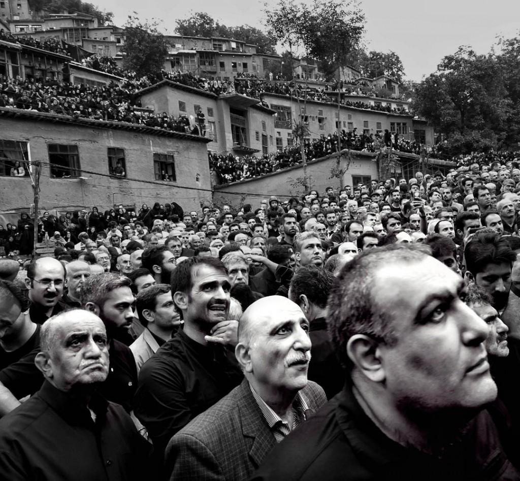 میثم همرنگ. «چهرهها»، از آثار برگزیده داوران مسابقه عکاسی خیابانی لنزکالچر 2020