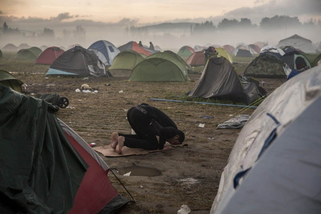 Olmo Calvo. از مجموعه «ایدومنی: مرز بسته»، برگزیده لوئیس والتوئنیا 2015