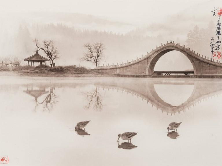 قدرت عکاسی: دُن هُنگ اُئای، پیکتوریالیسم آسیایی
