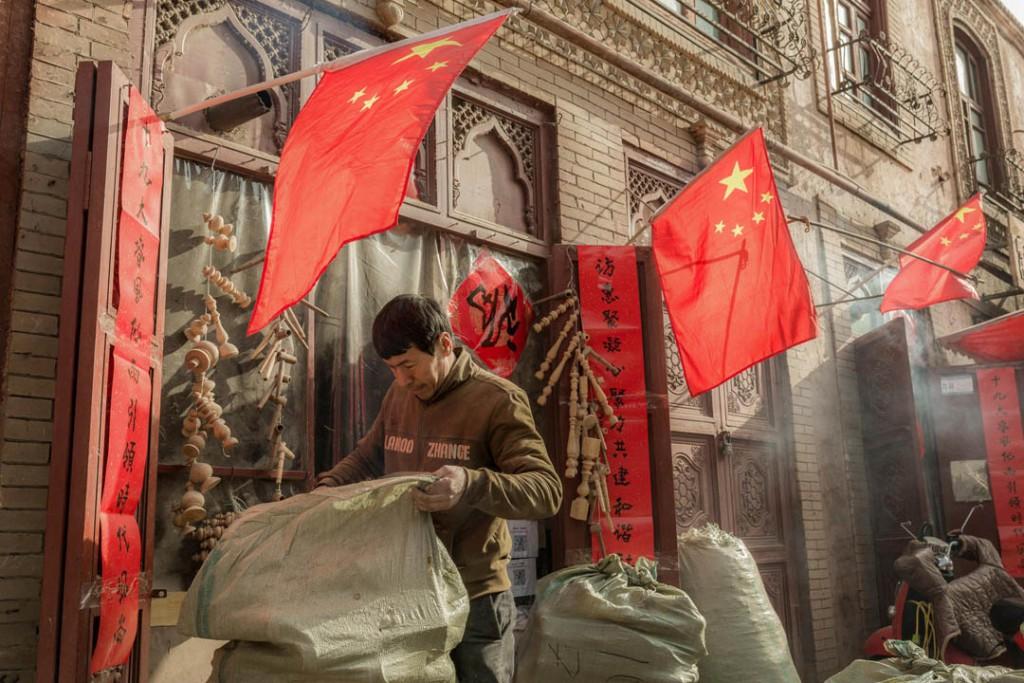 پاتریک وک. اویغور مغازهدار، 1 فوریه 2019