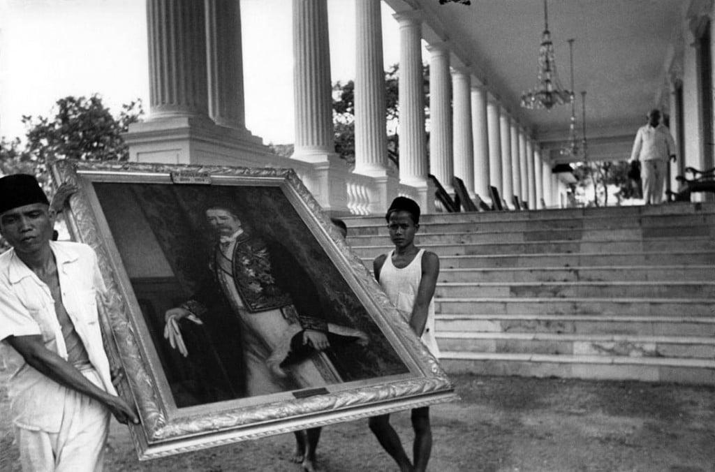 آنری کارتیه برسون. «استقلال، جاکارتا، اندونزی»، 1949