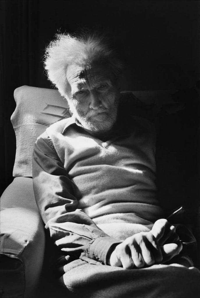 آنری کارتیه برسون. «ازرا پاوند [شاعر]»، 1971