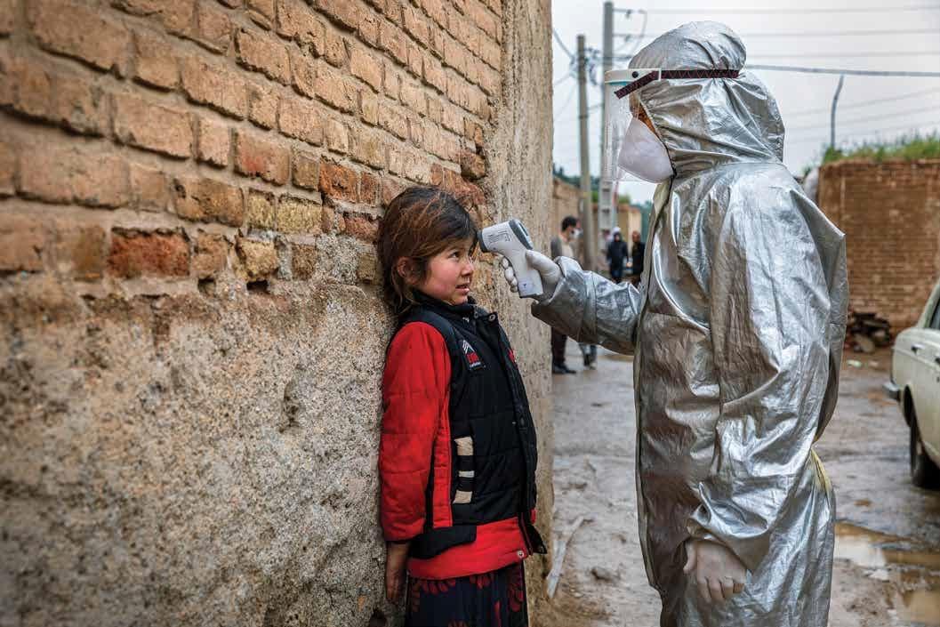 عکاسان ایرانی برگزیده در مسابقه عکاسی بینالمللی HIPA 2021
