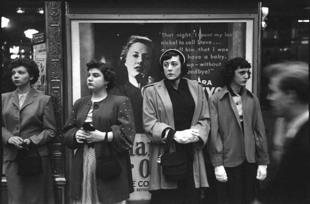 لوئیس فرر. «نیویورک»، 1949