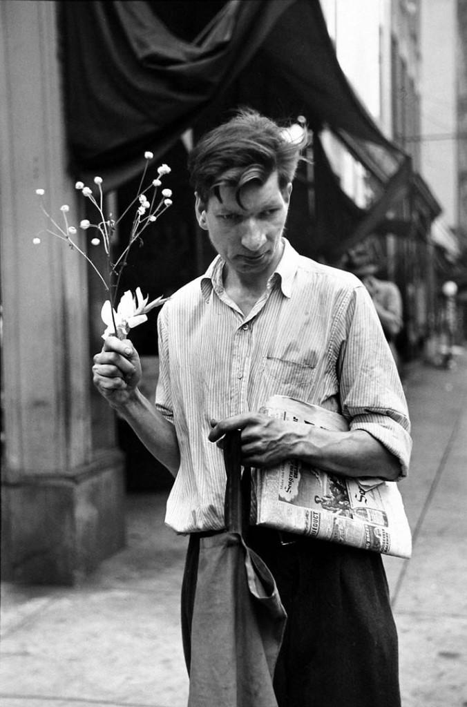 لوئیس فرر. «ادی، نیویورک»، 1948