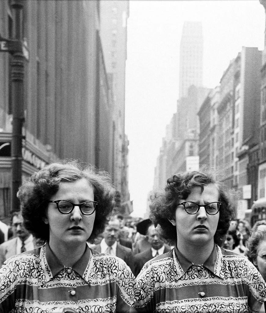 لوئیس فرر. «دوقلوها، نیویورک»، 1948
