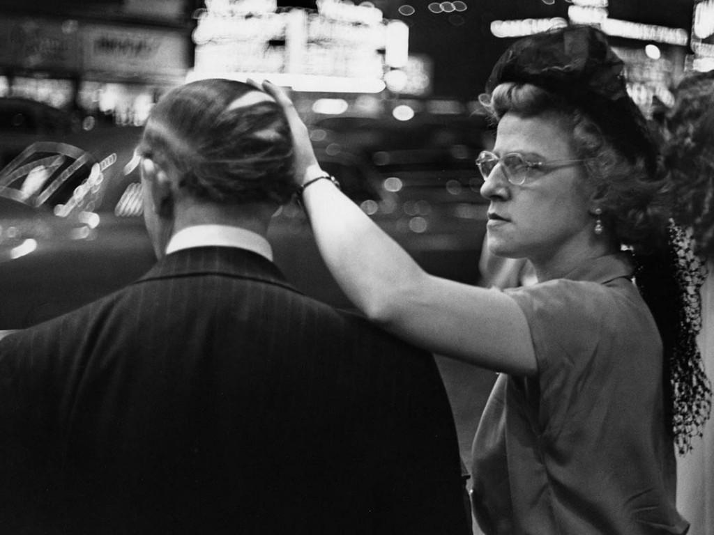 لوئیس فرر. «نیویورک»، 1948 – 1949