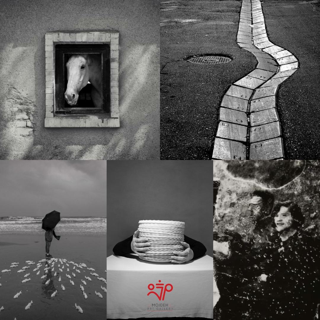 نمایشگاه گروهی عکس «هستم، آنچه میبینم» در گالری مژده