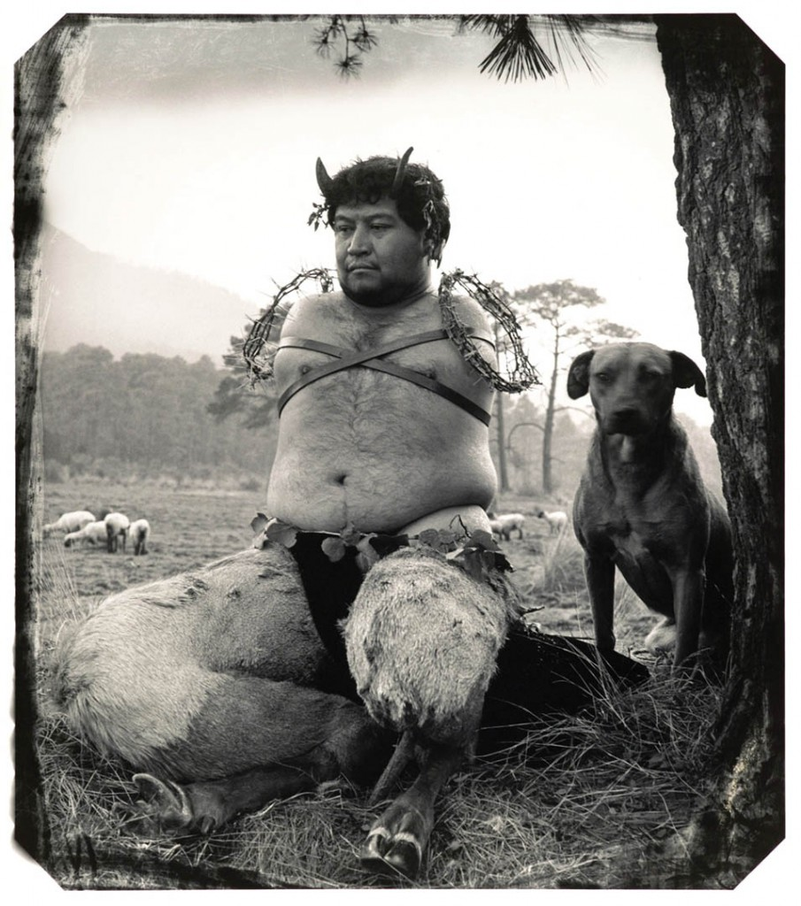 جوئل پیتر ویتکین. «هجو، مکزیک»، 1992